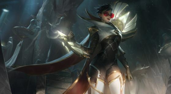 Vayne Sentinela  — Foto: Riot Games/Reprodução - League of Legends