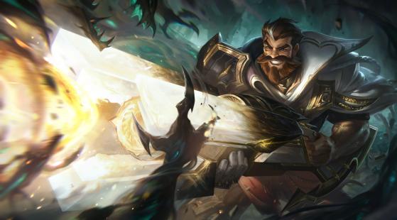 Graves Sentinela  — Foto: Riot Games/Reprodução - League of Legends