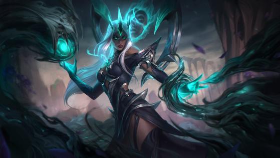 Karma Destruída — Foto: Riot Games/Reprodução - League of Legends