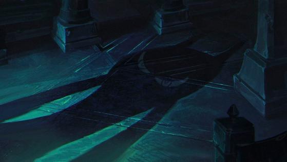 Arte conceitual associada à nova campeã — Foto: Riot Games/Divulgação - League of Legends
