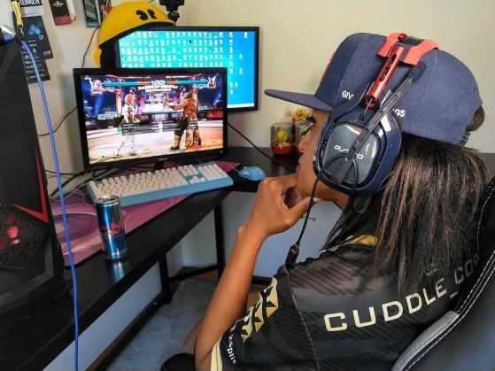 Cuddle Core se consolidou na elite do Tekken dos Estados Unidos com o título da ICFC (Foto: Divulgação/Equinox) - Jogos de Luta