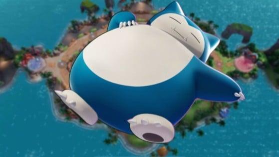 Snorlax Pokémon Unite: build e guia de como jogar
