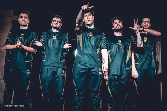 Copa Elite Six: NiP garante liderança do grupo A; Faze se complica no B