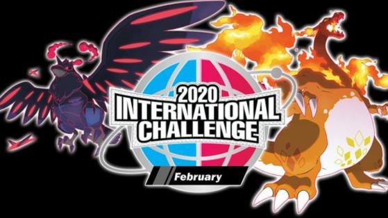 Pokémon Sword and Shield: International Challenge Fevereiro 2020