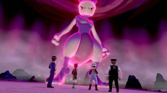 Pokémon Sword and Shield: Mewtwo e Starters de Kanto chegam às Max Raid Battles!