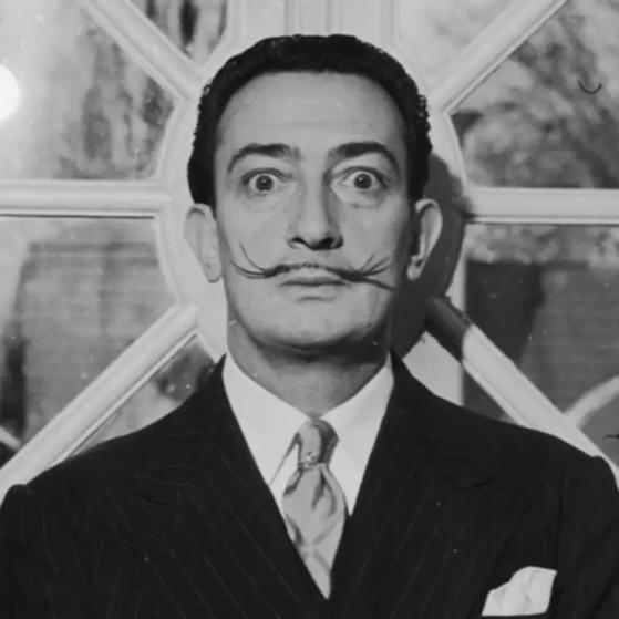 Salvador Dalí é uma das inspirações visuais | Foto: Biography/Reprodução - League of Legends