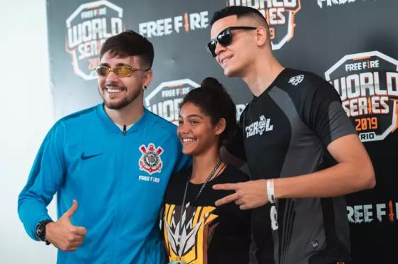 Free Fire trouxe um sentimento muito semelhante ao do futebol para estes jovens | Foto: Garena/Reprodução - Free Fire