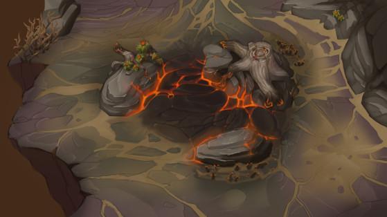 Mapa versão Infernal - League of Legends