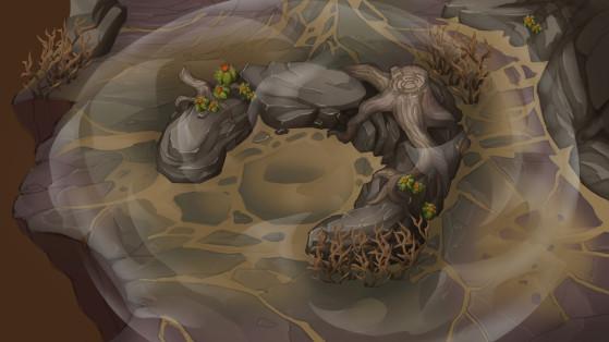 Mapa versão Nuvens - League of Legends