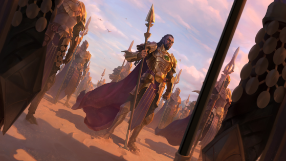 Imagem: Riot Games/Reprodução - Legends of Runeterra