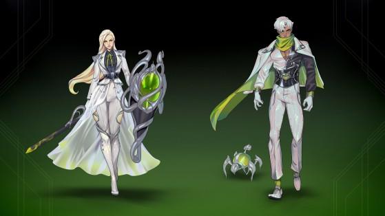 Leona e Malzahar Galantes 2.0 | Foto: Riot Games/Reprodução - League of Legends