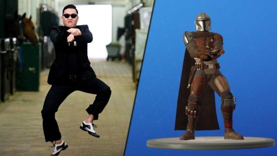 Fortnite: Gesto Gangnam Style está disponível na Loja de Itens