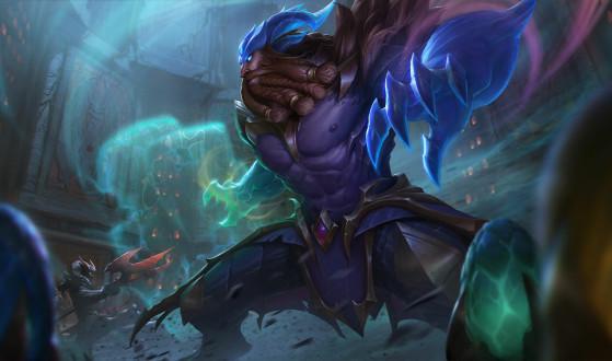 Udyr Oráculo Dracônico | Foto: Riot Games/Reprodução - League of Legends