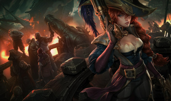 Miss Fortune | Foto: Riot Games/Reprodução - League of Legends