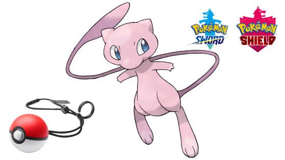Pokémon Sword and Shield: Como Apanhar o Mew?