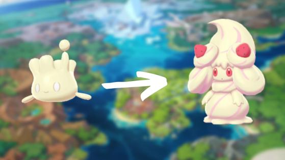 Pokémon Sword and Shield: como evoluir o Milcery em todas as formas de Alcremie?