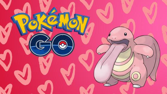 Pokémon GO: Dia dos namorados com Shiny Lickitung, Audino e Alomomola