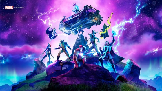 Fortnite: Temporada 4 Guerra Interdimensional chega com personagens da Marvel