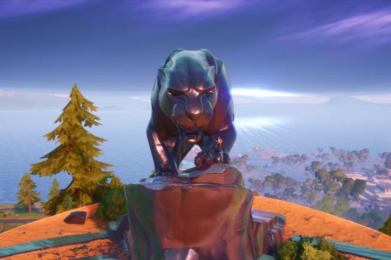Fortnite: Mapa da Temporada 4 recebe monumento de Pantera Negra
