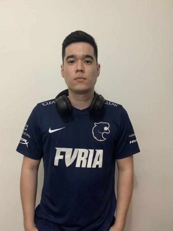 nandinnn, treinador da FURIA - Foto: FURIA/Reprodução - Counter-Strike: Global Offensive