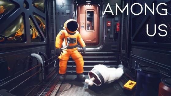Jogador desenvolve versão de Among Us com gráficos realistas