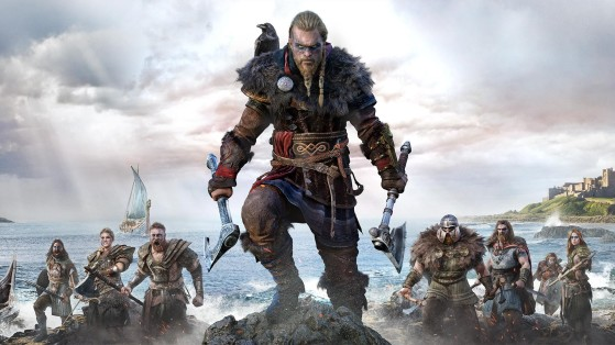 Eivor comanda as tropas Vikings em Assassin's Creed Valhalla (Foto: Ubisoft) - Assassin's Creed Valhalla