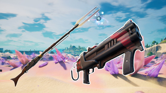 Fortnite: As novas armas da Temporada 5