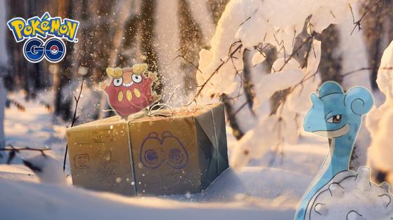 Pokémon GO: Recompensas das pesquisas de campo em dezembro