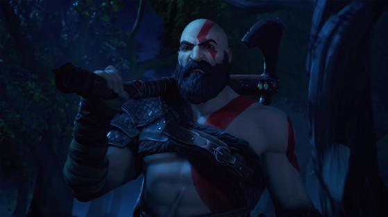 Fortnite Temporada 5: Skin de Kratos é lançada na Loja de Itens