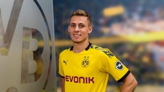 Irmão menos balado da família Hazard, Thorgan tem ótimo custo-benefício no Ultimate Team - FIFA