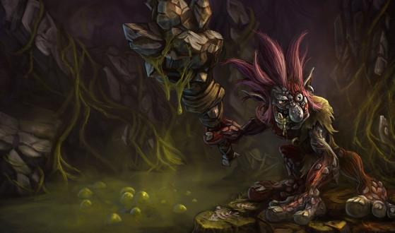 Trundle antes do rework | Imagem: Riot Games/Reprodução - League of Legends