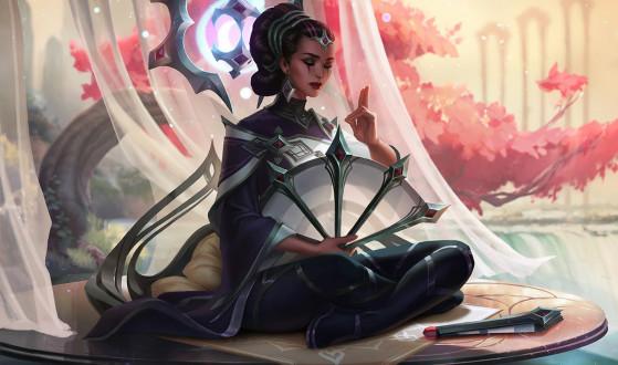 Karma Tradicional | Imagem: Riot Games/Reprodução - League of Legends