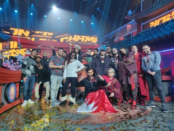Dragon Temple reuniu alguns dos melhores jogadores de diversos países (Foto: Divulgação/WePlay Esports) - Jogos de Luta