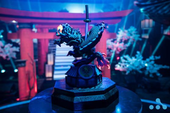 Quarto lugar no Dragon Temple rendeu a Konqueror o prêmio de US$ 5 mil (Foto: Divulgação/WePlay Esports) - Jogos de Luta