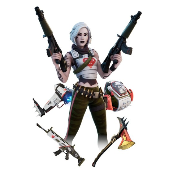 Tess Pack - Fortnite Battle Royale