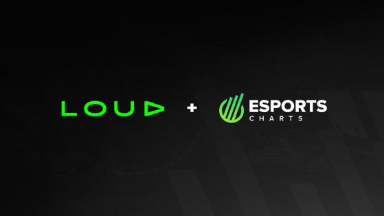LOUD e Esports Charts firmam parceria para análise de dados