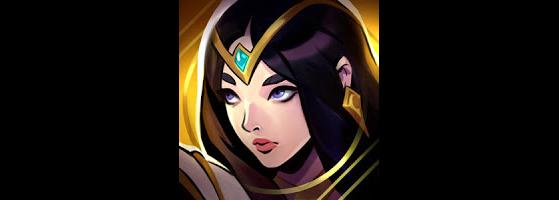Ícone Irelia Sentinela - League of Legends