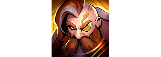 Ícone Olaf Sentinela - League of Legends