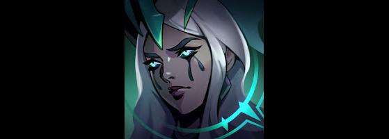 Ícone Karma Destruída - League of Legends
