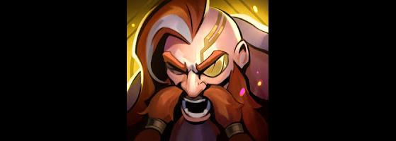 Ícone Sentinela: O Berserker - League of Legends