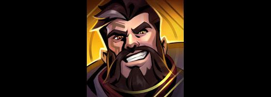 Ícone Graves Sentinela - League of Legends