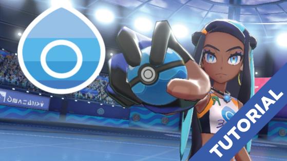 Pokémon Sword and Shield: Tutorial, Parte 8, Derrota Nessa de Hulbury