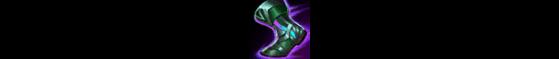 Sapatos do Feiticeiro - League of Legends