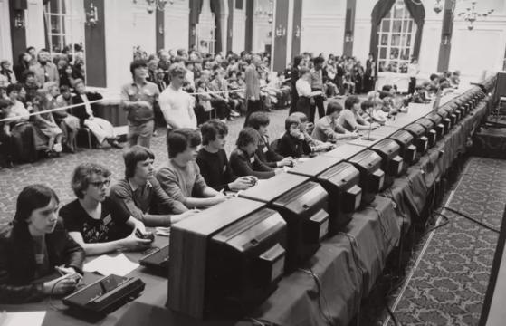 Space Invaders e Spacewar: Os primeiros campeonatos de esports do mundo
