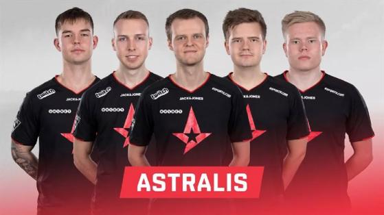 CS:GO: Fãs criticam Astralis por não pagar por trabalho de