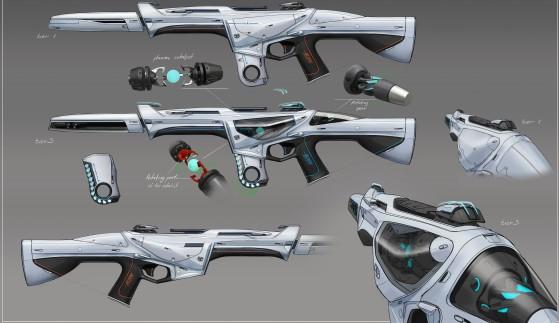 Valorant: Novas skins Ion e o processo de criação dos visuais de armas do jogo