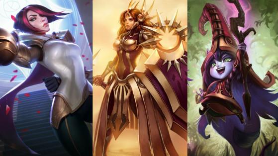 LoL: Fiora, Leona e Lulu receberão skins de Prestígio em 2021