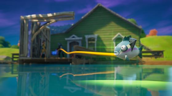 Fortnite: Novos peixes da Temporada 5
