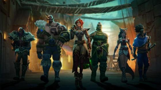 Ruined King: Veja o primeiro trailer de gameplay do RPG da Riot Games