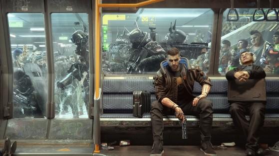 Cyberpunk 2077: Atualização 1.04 elimina gatilhos epiléticos e mais